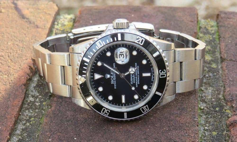 Rolex Watch, Platinum