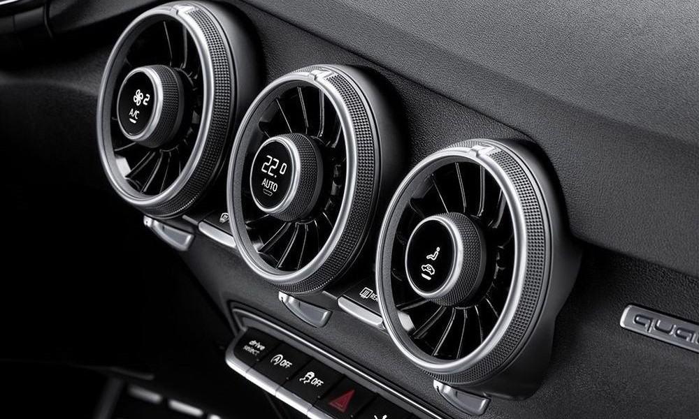 Audi Climate Control System