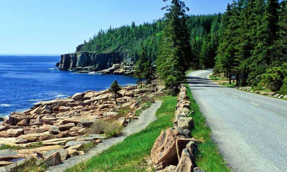 Acadia Park Loop