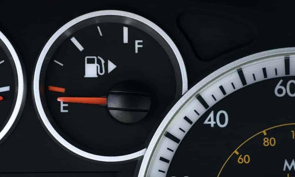 Fuel Gauge-Arrow