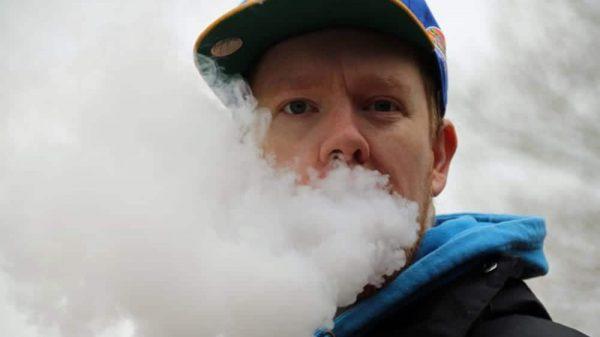 Vaping Cloud Chasing