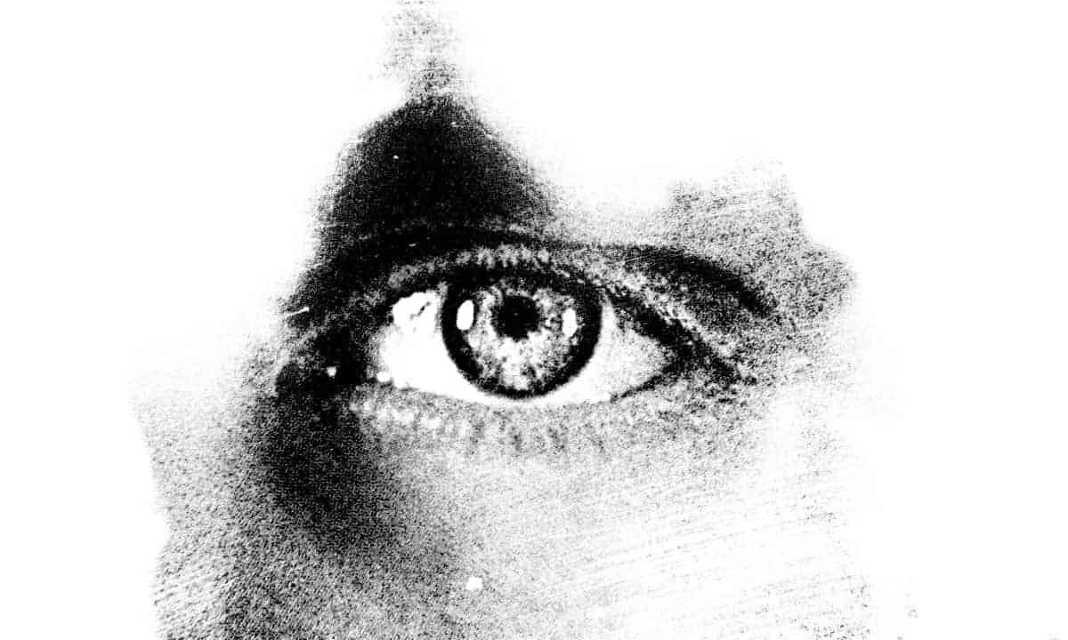Eye of Man Sketch