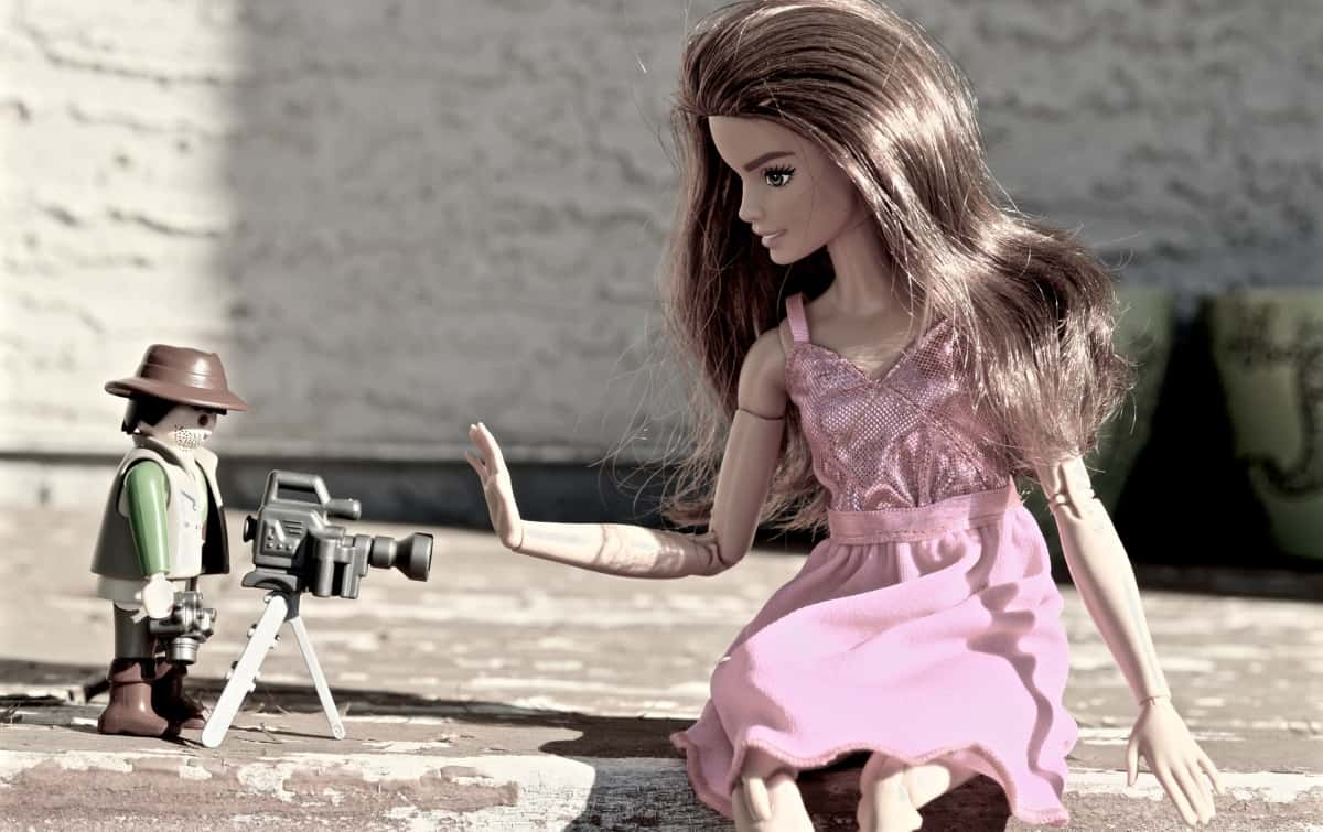 Barbie sexual harassment