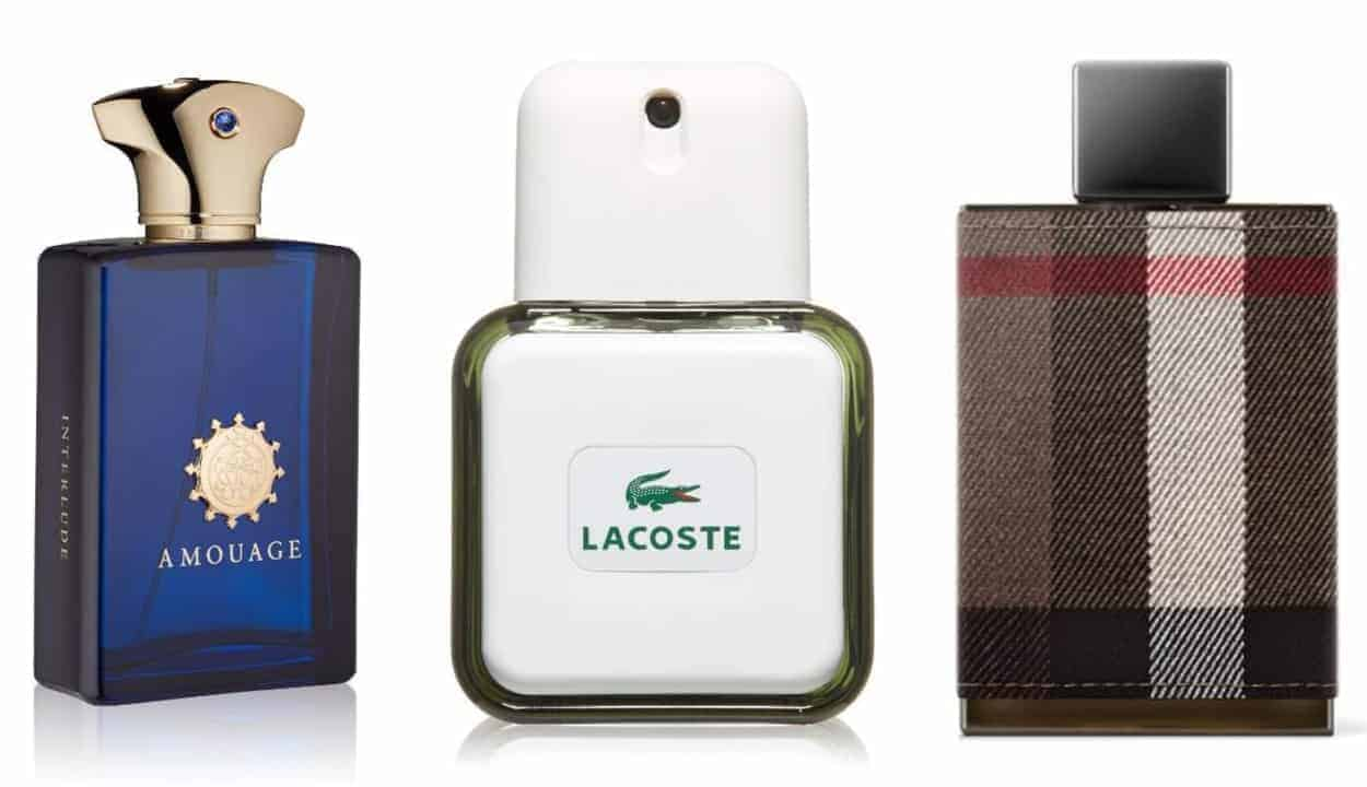 Men's Cologne Brands
