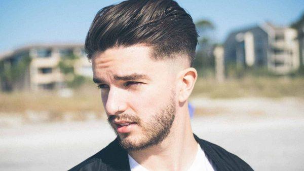 Man Thick Hair