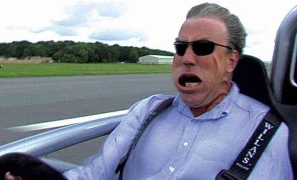 Jeremy Clarkson, Funny Face Car