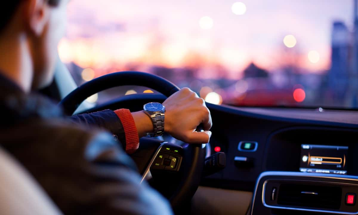 Driving quotes for men