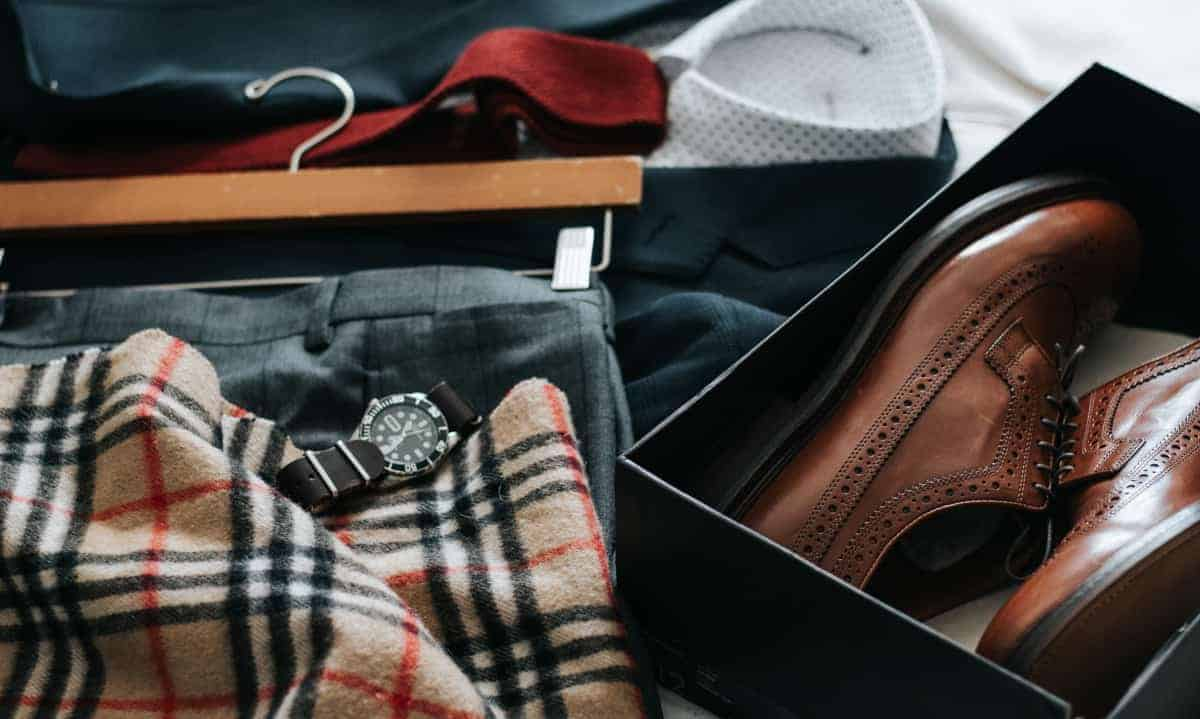 Clothes and Accessories - Men Fashion, Style