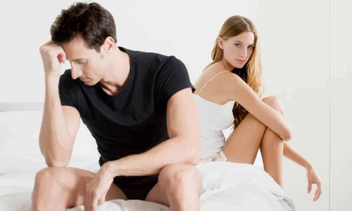 Man Woman Erectile Dysfunction