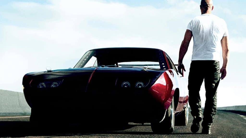 Vin Diesel Fast and Furious car