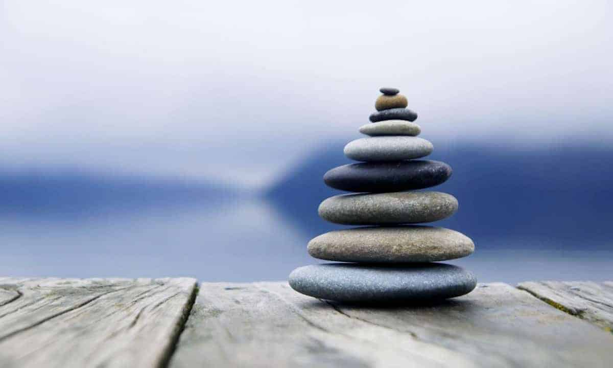 Balancing Stone, symbol for personal agency