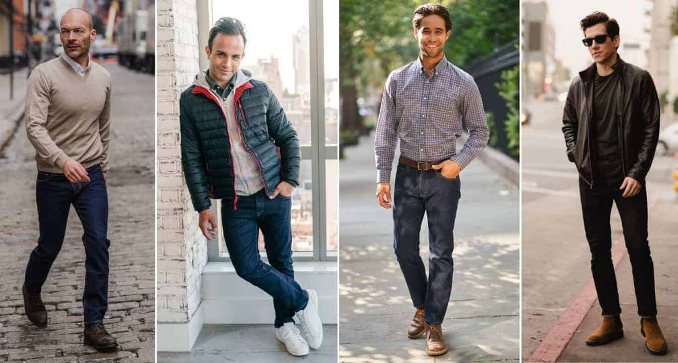 Layer Clothes - Men Fashion, Style
