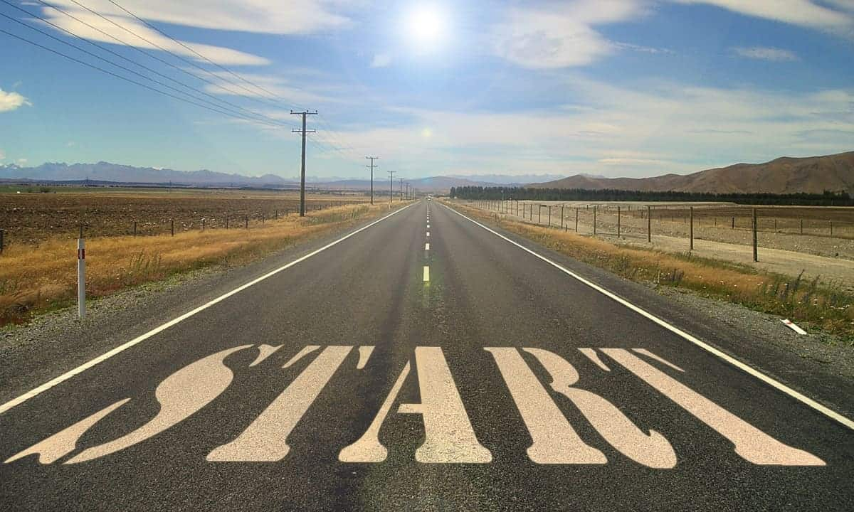 Start Road To Success - Self-Agency