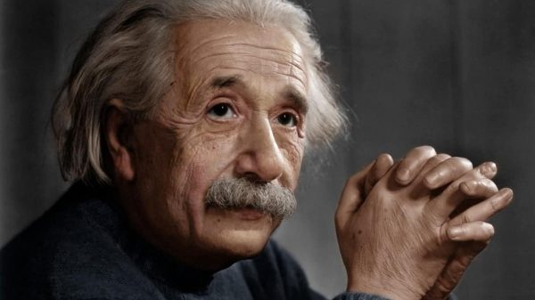 Albert Einstein - Self-Actualization Example