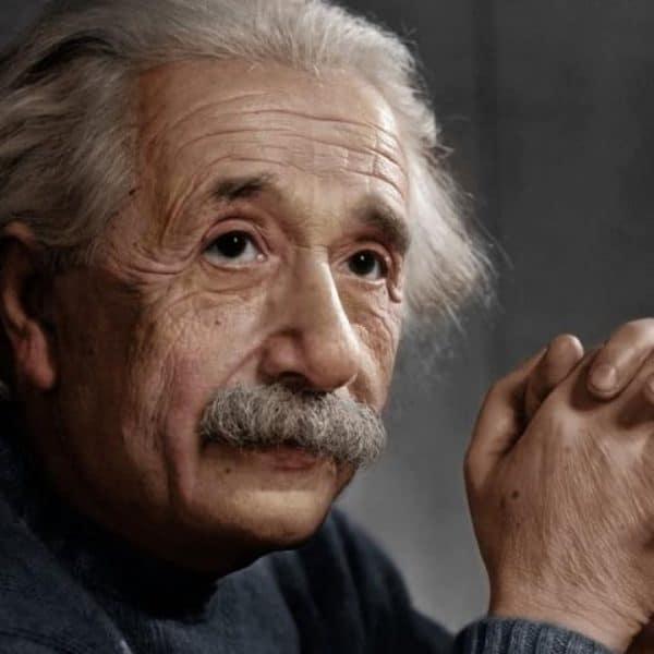Albert Einstein - Self-Actualization Example