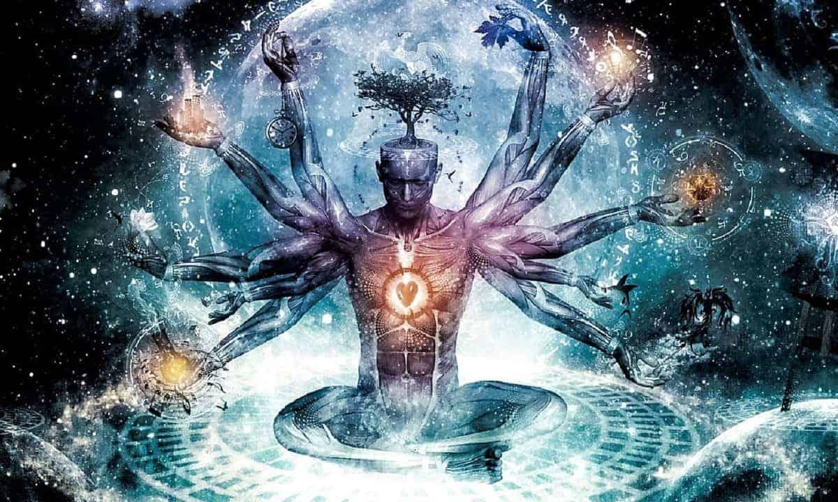 Man Energy Sexual Transmutation