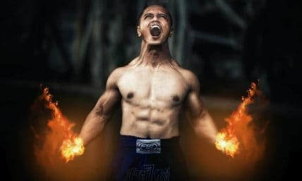 Man Transmuting Sexual Energy Into Power