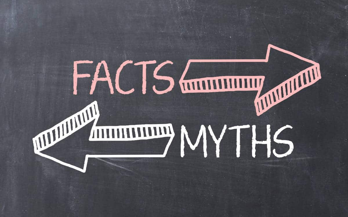 Myths or facts arrows