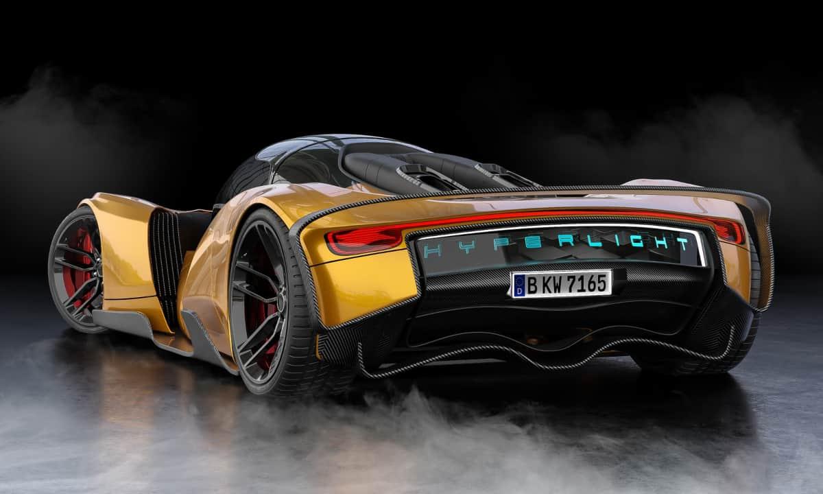 Fast Supercar Concept