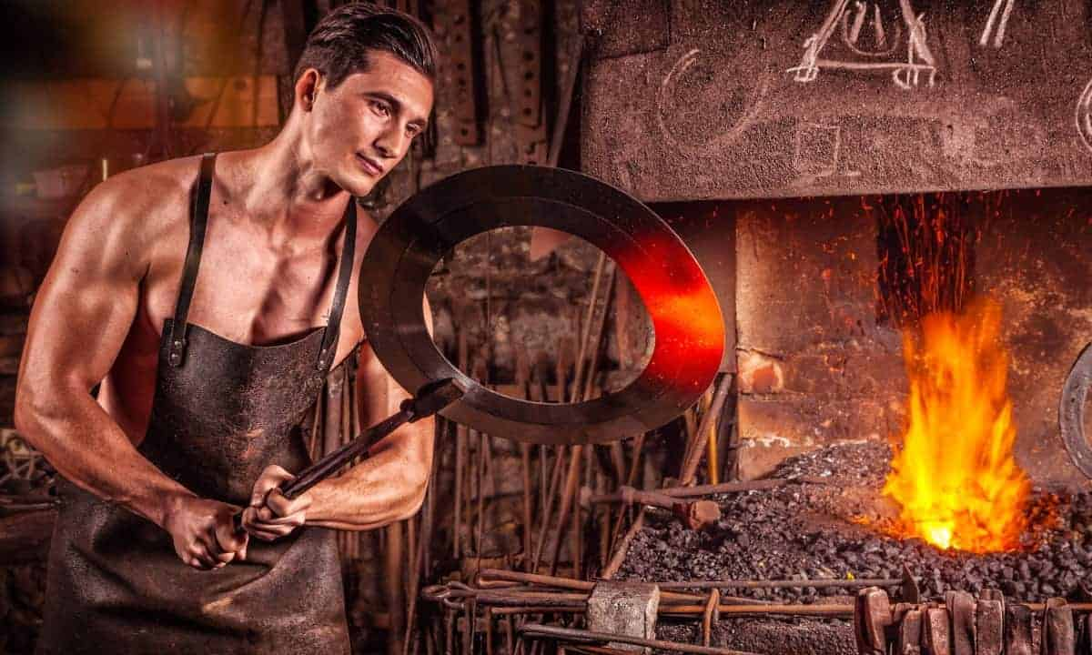 Blacksmith Hobby for guys