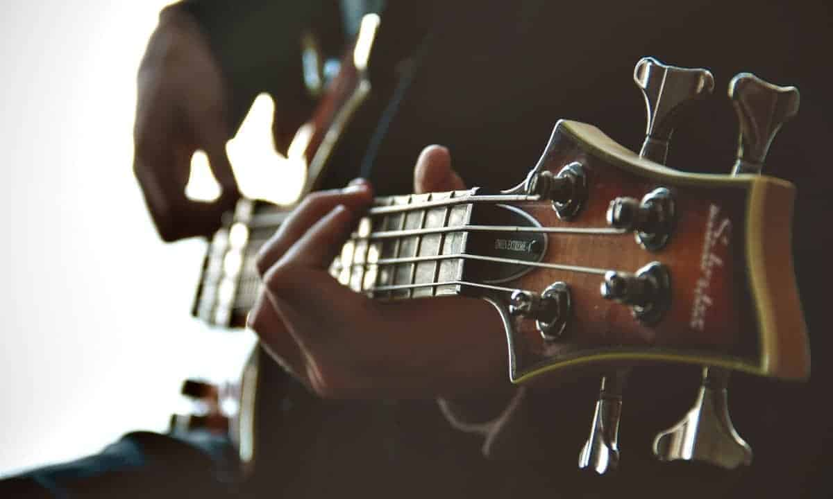 Music Hobbies for men - Playing Guitar