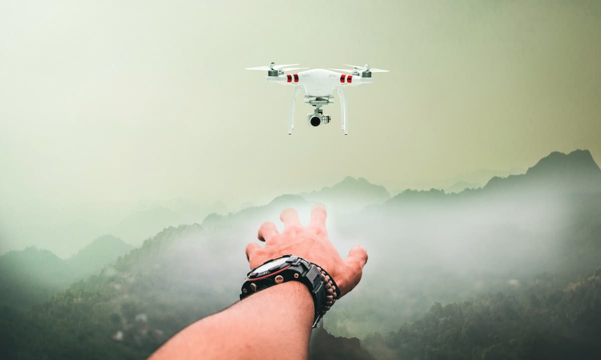 Tech Hobbies For Men - Flying Drones
