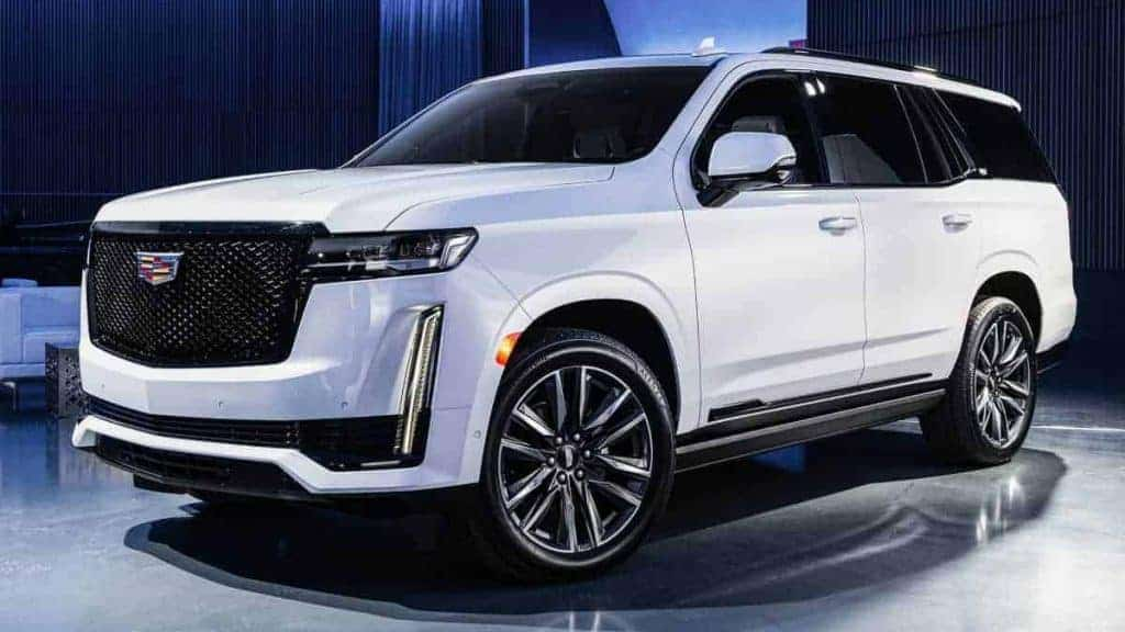New, 2021 Cadillac Escalade Luxury SUV