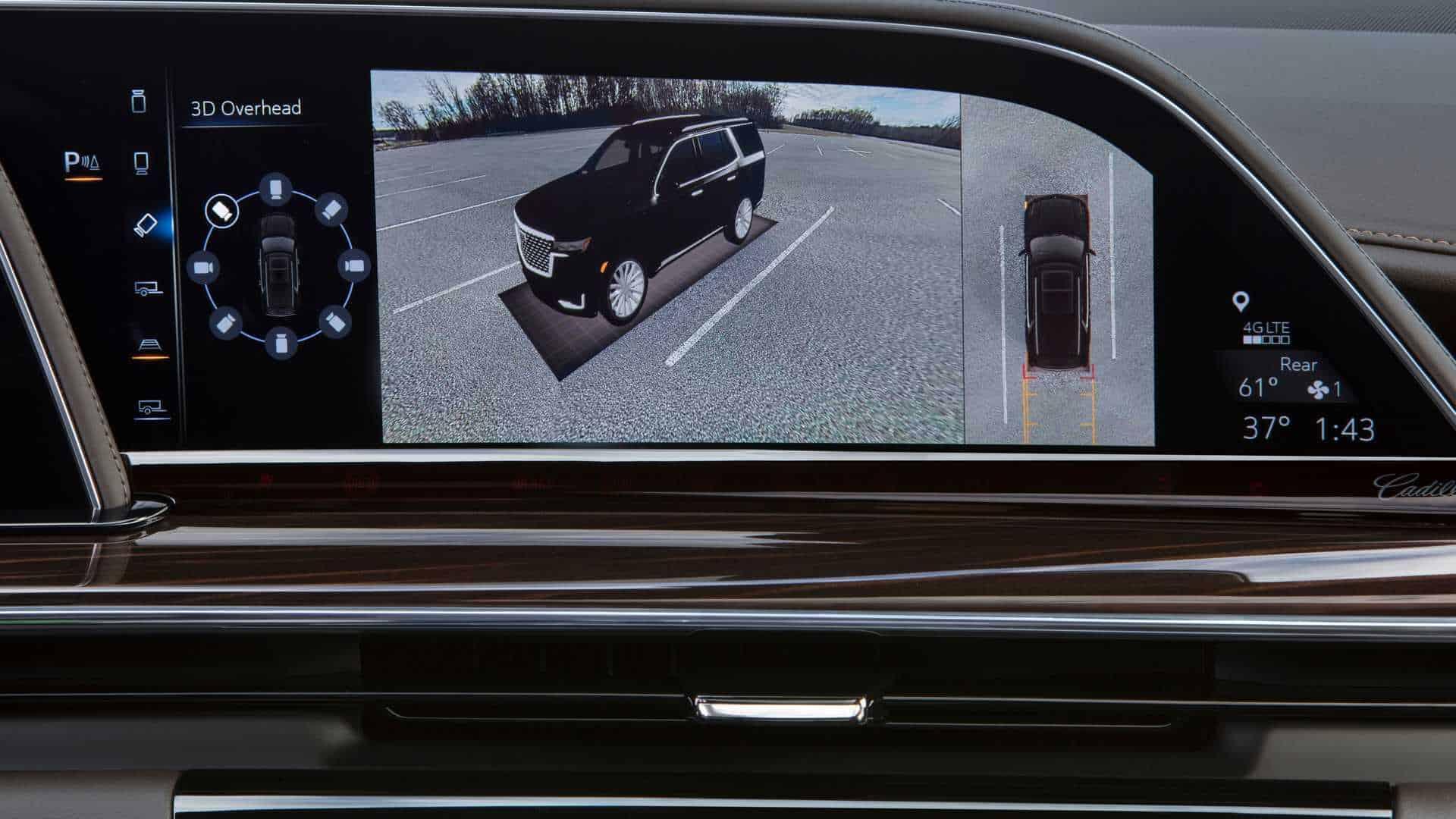 New, 2021 Cadillac Escalade SUV 360 Navigation