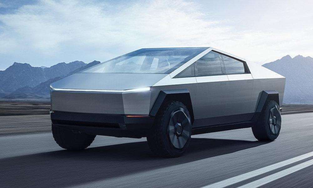 Tesla-Cybertruck Faster Than Supercar