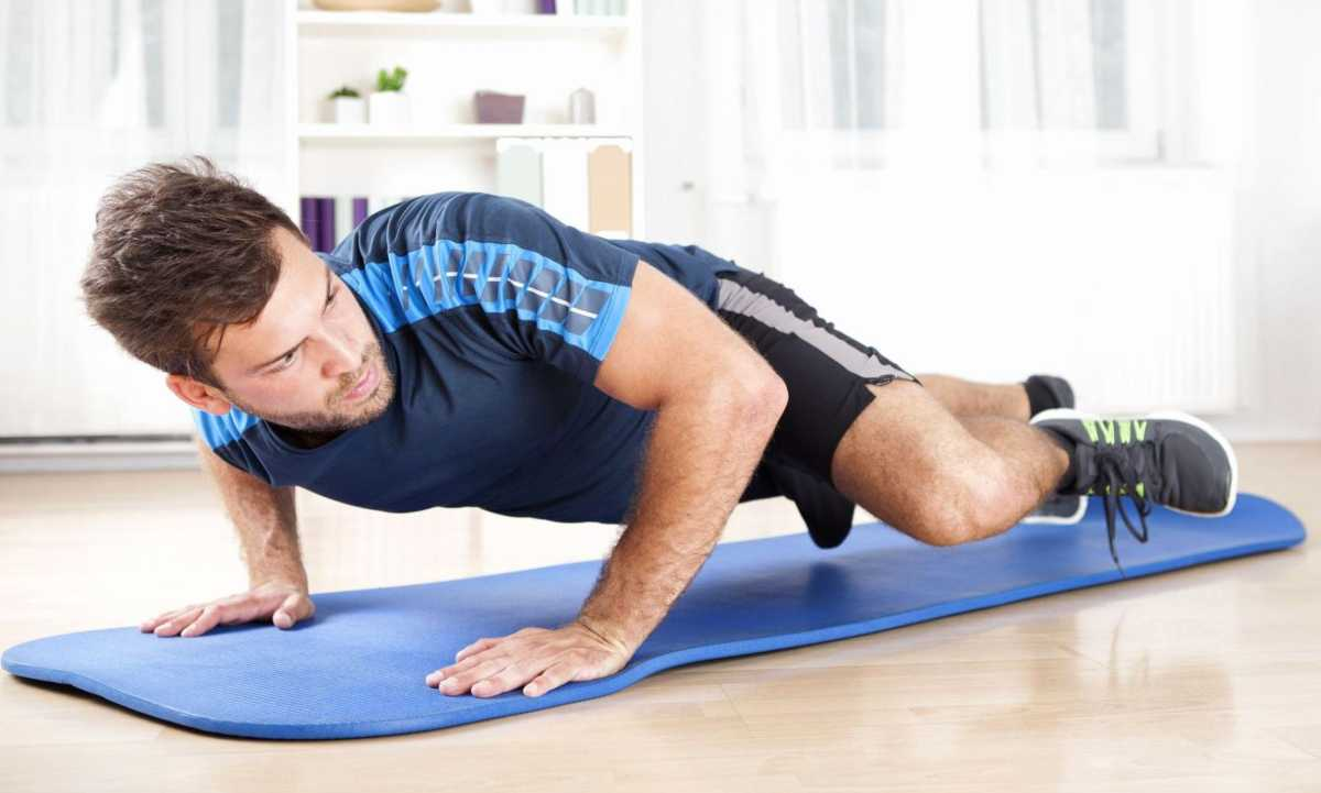 At Home Workouts For Men Leg Exercise