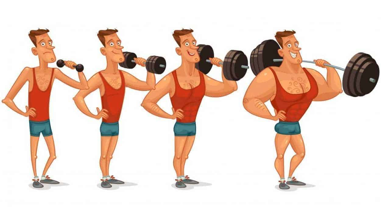 At Home Workouts For Men Progressive Overload