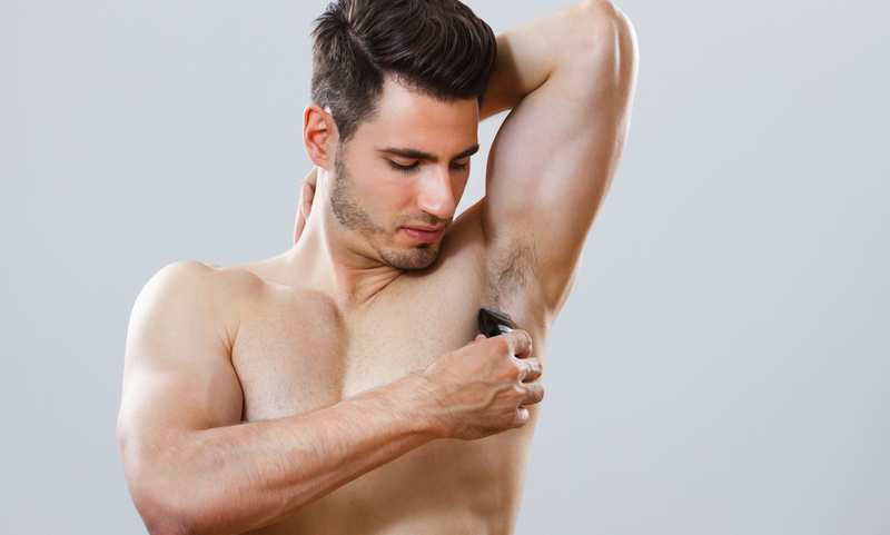 Men Should Shave Their Armpits