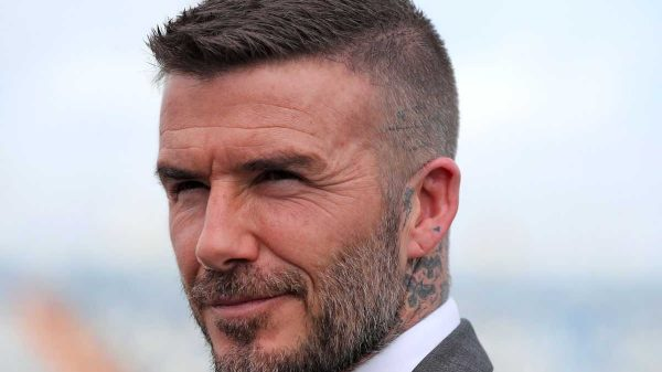 David Beckham Short Haircuts For Men