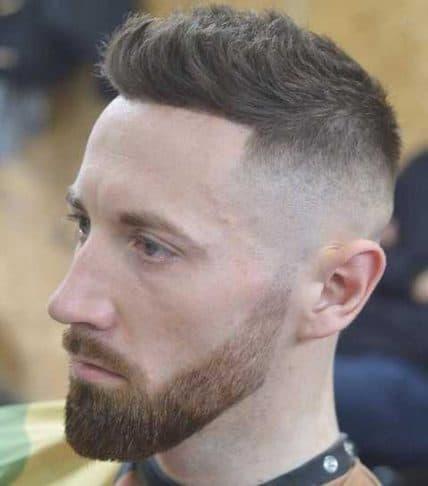 Short Hairstyles For Men - Short Textured Quiff