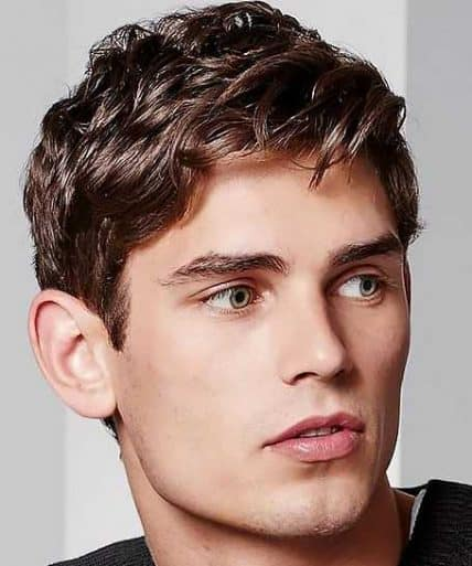 Hairstyles For Men With Short Hair - Textured Crop