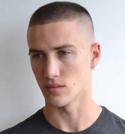 Buzz cut Short Men's Hairstyles